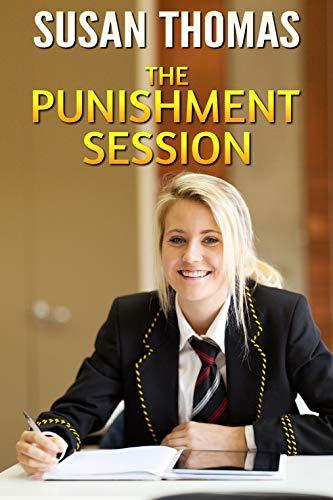 Spanking corporal punishment schoolgirl