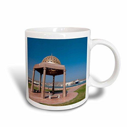 Danita Delimont - Oman - Muttrah Corniche, Muscat, Oman. - 11oz Mug (mug_225951_1)