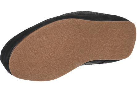HanwagTakku - pantuflas Unisex adulto Negro - negro