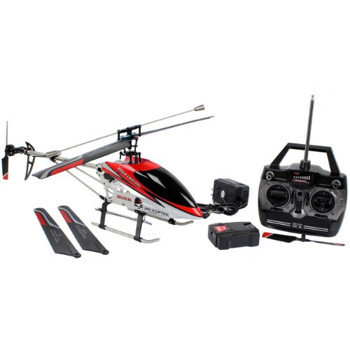 Double Horse Helicopter - Double Horse 9104 3.5 Ch 70cm Helicopter w/ Built-in Gyro RTF