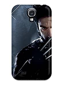 For ZippyDoritEduard Galaxy Protective Case, High Quality For Galaxy S4 Wolverine Skin Case Cover