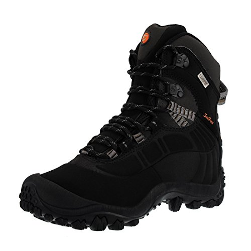 Women's Mid-Rise Waterproof Insulated Hiking Boot us 8