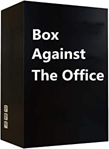 Box Against The Office Contains 360 Cards - A New Party Game