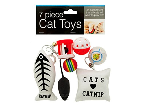 Bulk Buys Cat Toys Set-12-Pack