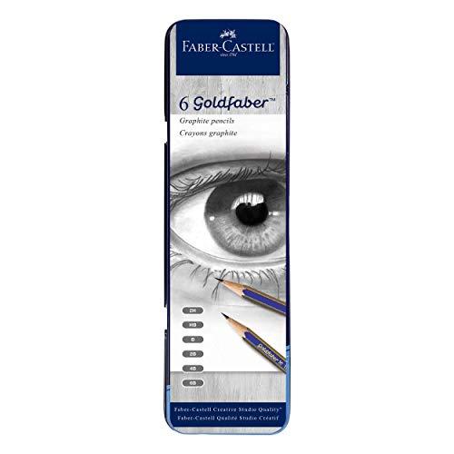 Faber-Castell Creative Studio Graphite Sketch Pencil Set