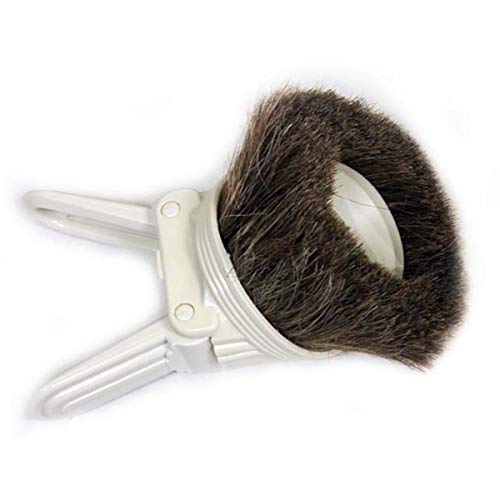 - COMBINATION BRUSH, DUST & UPHOLSTERY LUX BEIGE