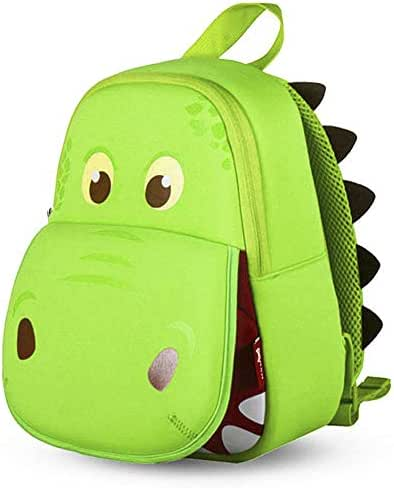 OFUN Dinosaur Backpack, Little Boys Kids Backpack, Toddler Backpacks for Boys Girls, Dinosaur Toy Bags