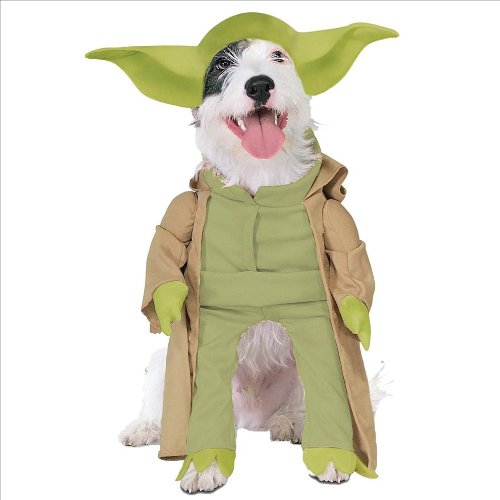 (Star Wars Yoda Dog Costume(Large-As)
