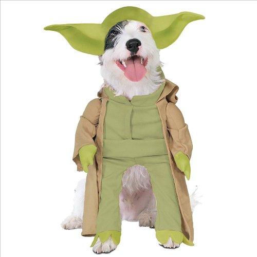 Yoda Dog Pet Costume - X-Large -