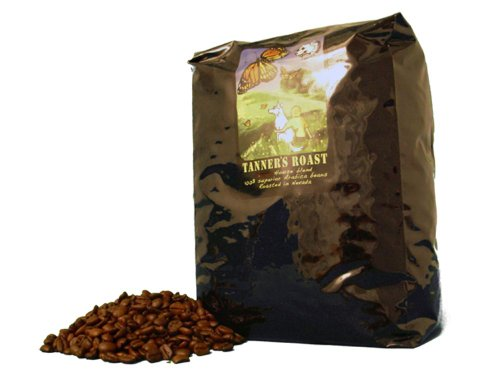 Blind Dog Coffee Tanner's Roast 5 Lb Bag, Whole Bean Coffee