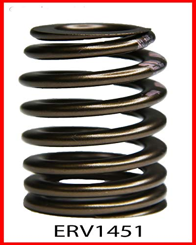 Enginetech ERV1451 Valve Spring (4-Pack) Compatible with 2009-2017 Dodge Chrysler Jeep 5.7L 6.4L HEMI RAM CHALLANGER Cherokee Charger 300