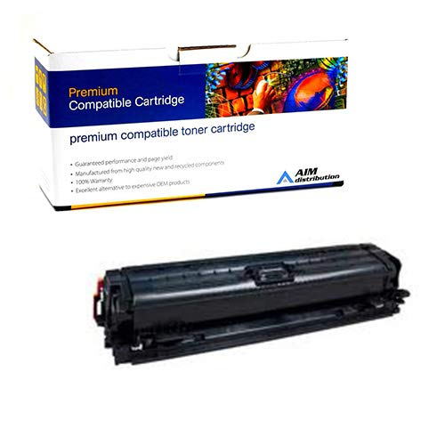 (AIM Compatible Replacement for PrintMaster TN8555 Toner Cartridge (13500 Page Yield) - Compatible to HP CE270A - Generic)