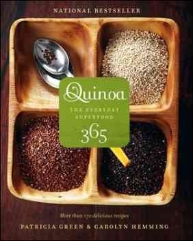 Price comparison product image Quinoa 365: The Everyday Superfood