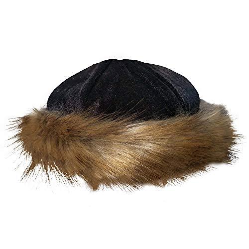 Jewish Halloween Costume Ideas (Dress Up America Mini Shtreimel Jewish Fur hat - for Halloween, Purim and)