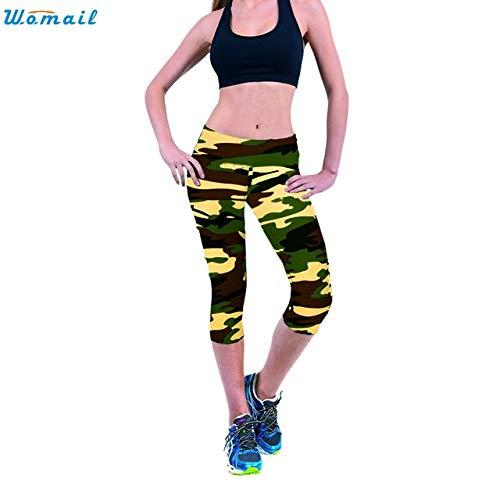 L CUSHY Womail Yoga Running Pant Gift Woman Port High Wait Fitne Yoga Run Port Pant Ling Deport Mujer Gym Lin 1PC Gold