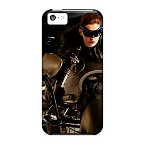 Tpu Case For Iphone 5c With Catwoman The Dark Knight Rises Movie