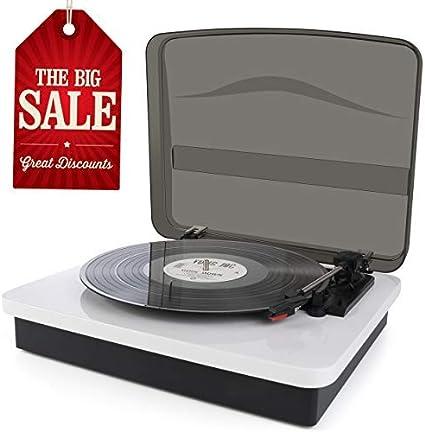 Amazon.com: GOODNEW - Reproductor de grabación LED con ...