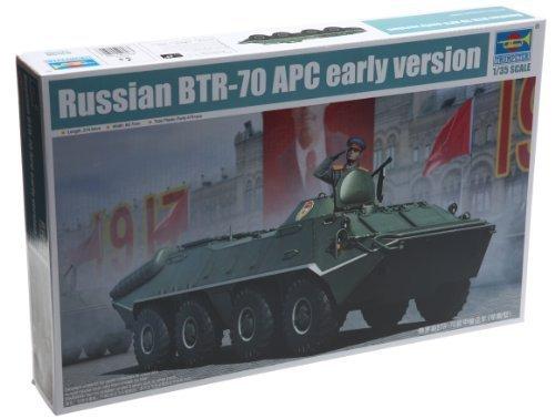 en venta en línea Trumpeter 1 35 - Russian BTR-70 APC (Early Version) by by by Trumpeter  tienda