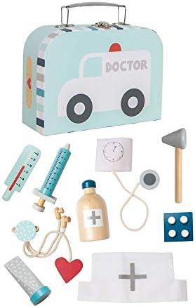 JABADABADO Doktor Spiel-Set Blau W7131