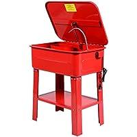 Goplus 20 Gallon Automotive Parts Washer Cleaner Heavy...