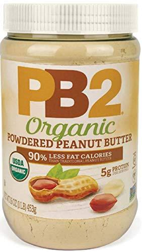 - PB2 Organic Powdered Peanut Butter (2 /16 Ounce )(Net Wt 32 Ounce ), 32 Ounce