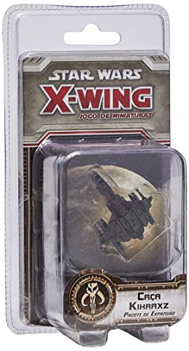Caça Kihraxz:  Star Wars X-Wing - Galápagos Jogos