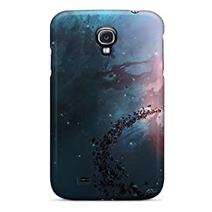 TMPLjRt2014myXSV AmyJoHalum Awesome Case Cover Compatible With Galaxy S4 - Nebula Universe
