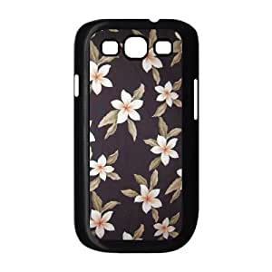 Red Hawaii Flower Use Your Own Image Phone Case for Samsung Galaxy S3 I9300,customized case cover ygtg605851 Kimberly Kurzendoerfer