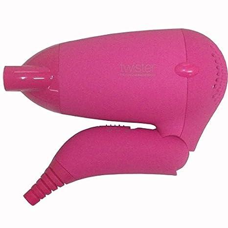 Uki Twister secador fucsia, color morado: Amazon.es: Salud y cuidado personal