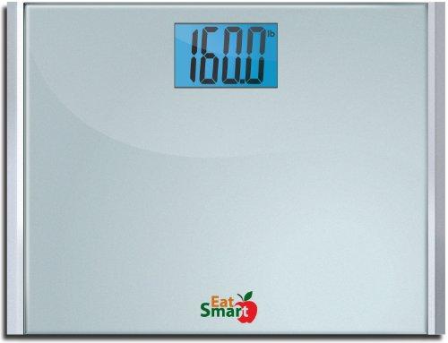 Pèse EatSmart Precision Plus numérique avec Ultra Wide étape sur la technologie, 440-livres Plateforme et