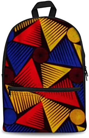 CHAQLIN African'style Backpack Women Rucksack Ladies Daypack