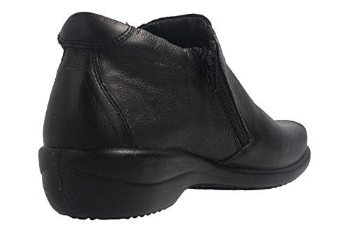 große Schwarz Donna 804508 Jomos in Damenschuhe Stiefel 000 251 Übergrößen fqRnZ8w