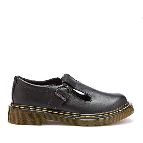 Dr. Martens Girls Junior Polley Black T Lamper