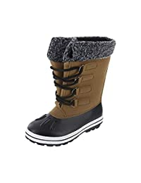 Rugged Outback Boys' Glacier -10 Weather Boot