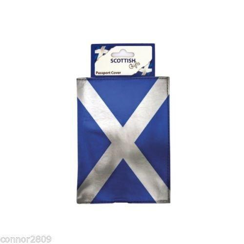 Scotland Flag Passport Holder EuroStick