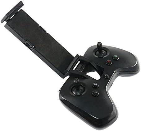Tineer téléphone Portable Tablette Extended réglable 4–30,5cm Support de Montage Support pour Parrot Mambo FPV/Parrot Mambo Mission/Parrot Swing avec Blocs de Construction Flypad contrôleur