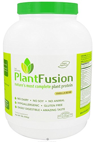 Plant Fusion Vanills Pounds pack product image