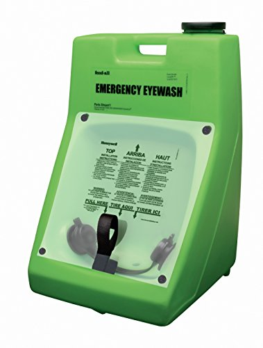 Fendall Porta Stream I, II, & III Emergency Eye Wash Station Dust ()