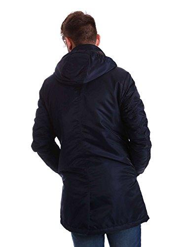 Blu 721bu35016 Uomo S Jeans Giacca Gaudi HCzSqn
