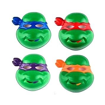 Máscara de carnaval para disfraz de las Tortugas Ninja ...