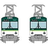 鉄道コレクション 鉄コレ 京阪電車 大津線 700形 新塗装 2両セット ジオラマ用品