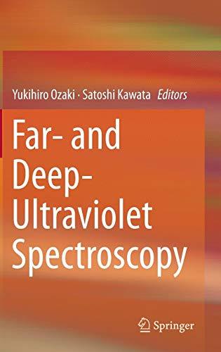 Far- and Deep-Ultraviolet Spectroscopy