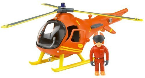 (Fireman Sam - Mountain Rescue Helicopter with Tom)