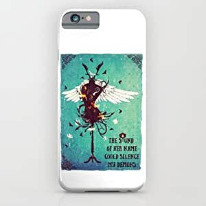 Society6 - Angels And Demons iPhone 6 Case by Sybille Sterk