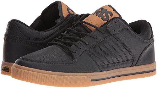 Osiris Men's Protocol Skate Shoe D (M) US Red/White/Black teQrmw