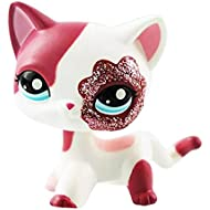 Wooer Cute Animal Pet Cat Collection Child Girl Boy Figure Toy