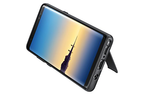 Samsung EF-RN950CBEGUS Galaxy Note8 Rugged Military Grade Protective Cover with Kickstand