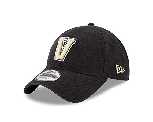 New Era Vanderbilt Commodores Campus Classic Adjustable Hat - Team Color, One Size