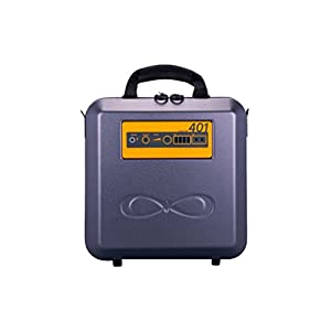 Kalisaya-KP401-KaliPAK-384-Watt-Hour-Portable-Solar-Generator-System-wSolar-Panel-Included