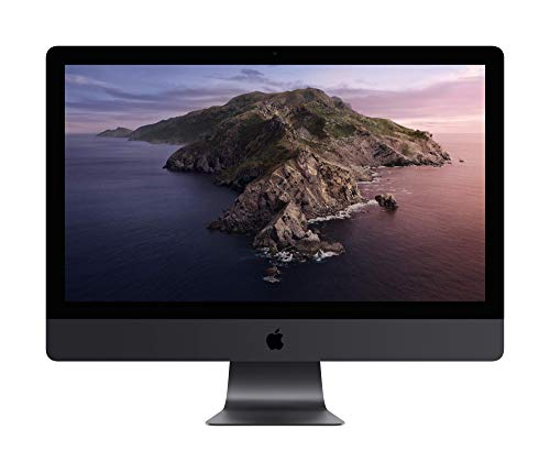 Apple iMac Pro (27-inch Retina 5K display, 3.2GHz 8-core Intel Xeon W, 32GB RAM, 1TB SSD) - Space Gray